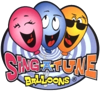 Sing-A-Tune Balloons