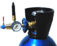 Latex balloon valve